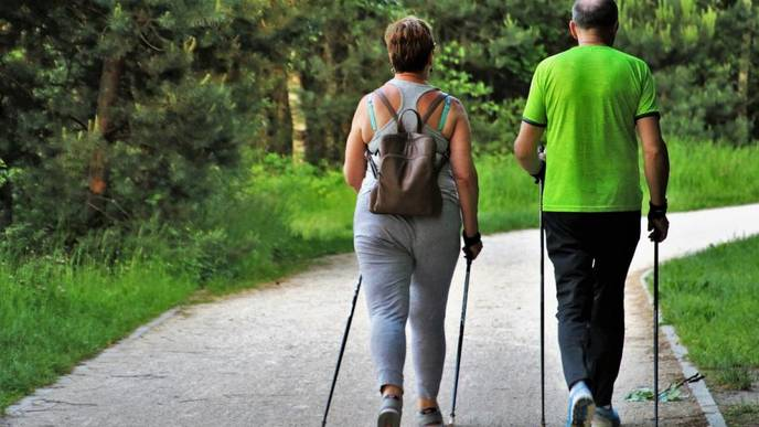Daily Brisk Walk Could Prevent Disability in Arthritis Patients