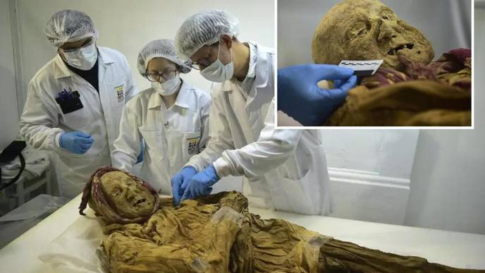 Mummy of 16th Century Monk Could Be Missing Link to Global Spread of Arthritis