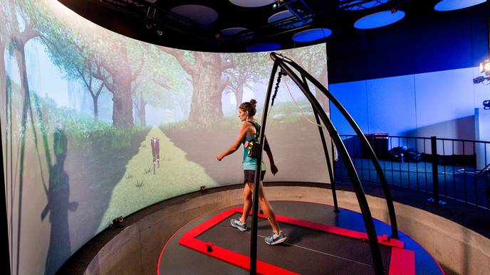 Virtual Reality Helps Researchers Find Joint Pain Points